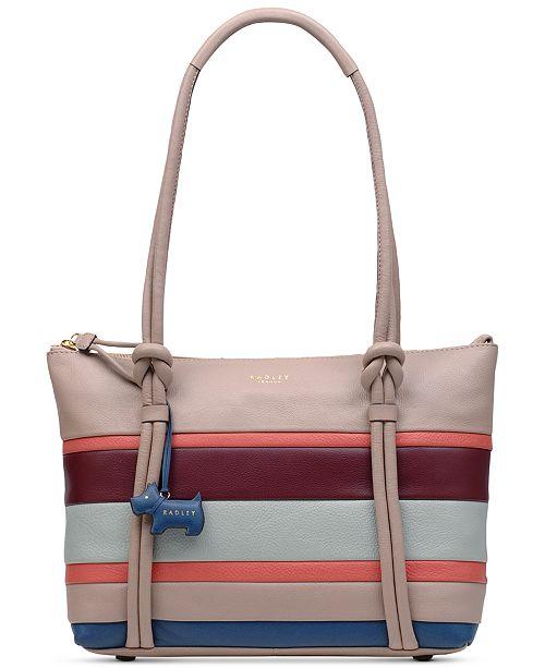 46bf288cacbf Radley London Wren Street Zip-Top Tote   Reviews - Handbags ...