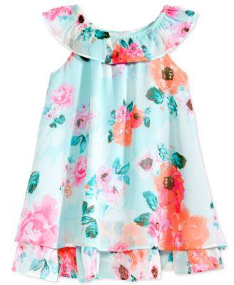 Chiffon Baby Dress