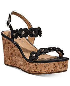 Esprit Vinny Platform Wedge Sandals