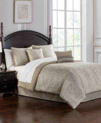 Landon 4-Pc. King Comforter Set