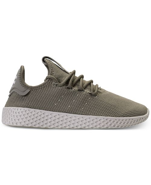 44d00f4008866 ... adidas Big Boys  Originals Pharrell Williams Tennis HU Casual Sneakers  from Finish Line ...