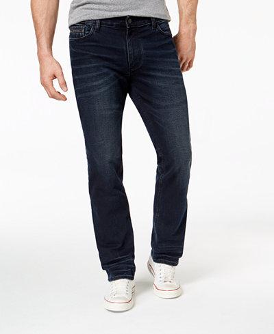 Calvin Klein Jeans Men's Slim-Straight Storm Jeans