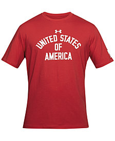 Under Armour Men's Charged Cotton® Graphic-Print T-Shirt