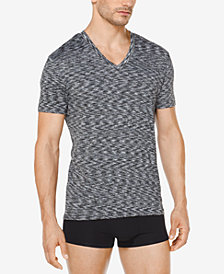 Michael Kors Men's Dynamic Stretch V-Neck Undershirt