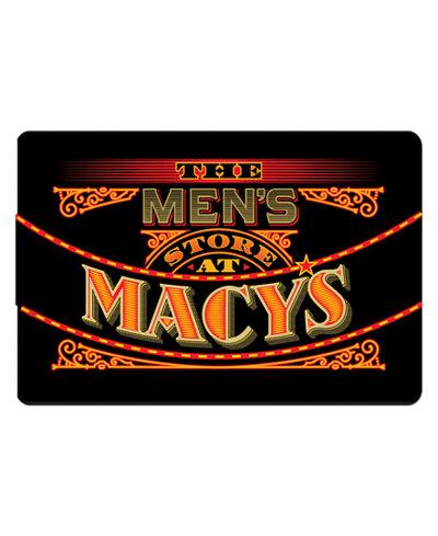 The Men's Store E-Gift Card