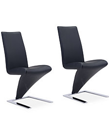 Mireda Dining Chair (Set Of 2), Quick Ship