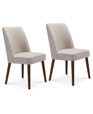 Carmin Dining Chair (Set Of 2), Quick Ship