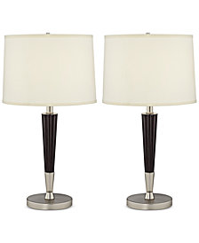 Pacific Coast Set of 2 Mailly Table Lamp