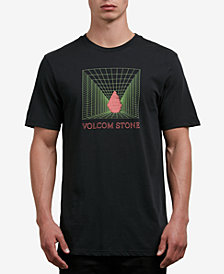 Volcom Men's Digi Graphic-Print T-Shirt