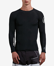 Volcom Men's Lido Long Sleeve Rash Guard