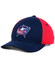 Outerstuff Boys' Columbus Blue Jackets 2Tone Adjustable Cap