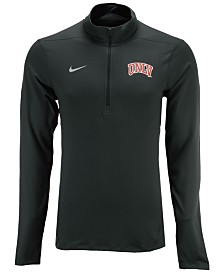 Nike Men's UNLV Runnin Rebels Solid Dri-FIT Element Quarter-Zip Pullover