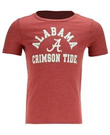 Retro Brand Alabama Crimson Tide Dual Blend T-Shirt, Toddler Boys