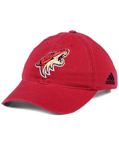 adidas Arizona Coyotes Core Slouch Cap