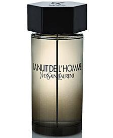 Yves Saint Laurent Men's La Nuit de L'homme Eau de Toilette Spray, 6.7 oz.