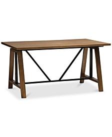 Rilian Adjustable Work Table, Quick Ship