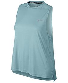 Nike Plus Size Dry Miler Running Tank Top