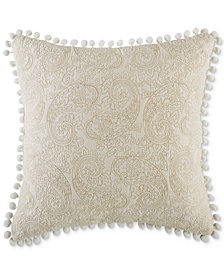 "Croscill Cela 16"" x 16"" Fashion Decorative Pillow"