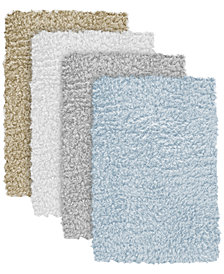 SensorGel Soft Twist™ Waterproof Memory Foam Bath Rugs