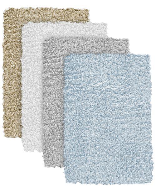 Sensorgel Soft Twist Trade Waterproof Memory Foam Bath Rugs