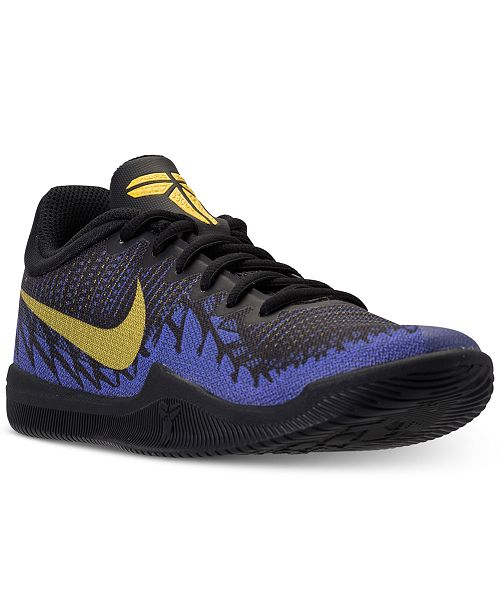 ... Nike Big Boys  Mamba Rage Basketball Sneakers from Finish Line ... 7040dc9745e