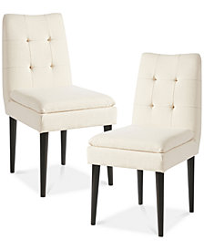 Alina Dining Side Chair (Set Of 2), Quick Ship