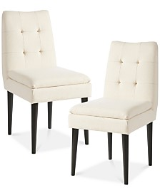 Anne Dining Side Chair (Set Of 2), Quick Ship