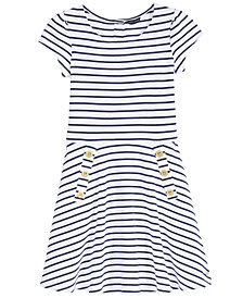 Tommy Hilfiger Striped Dress, Big Girls