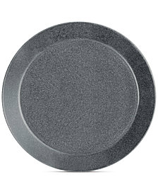 Iittala Teema Dotted Grey Salad Plate