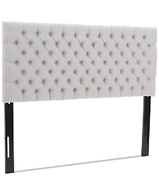 Gallow Adjustable Full/Queen Headboard, Quick Ship