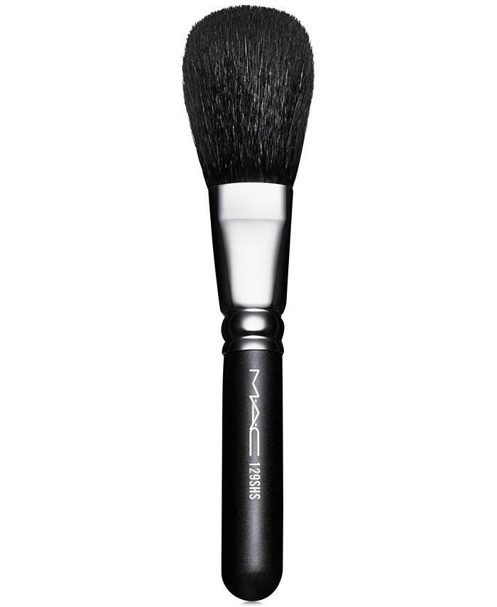 MAC - 129SHS Powder/Blush Brush