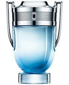 Paco Rabanne Men's Invictus Aqua Fragrance Collection