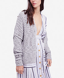 Free People Fun Times Chunky-Knit Cardigan