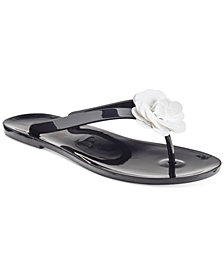 kate spade new york Fiorina Jelly Flip Flops