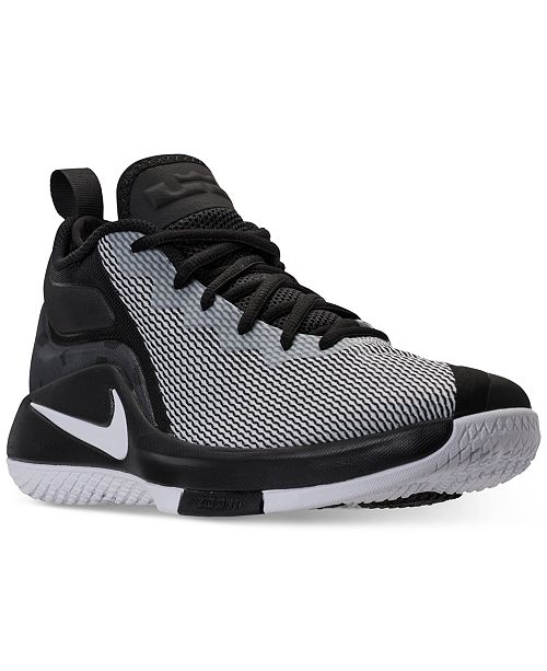 new style 34a1d 273b0 ... denmark nike. mens lebron witness ii basketball sneakers from finish  line. be the first