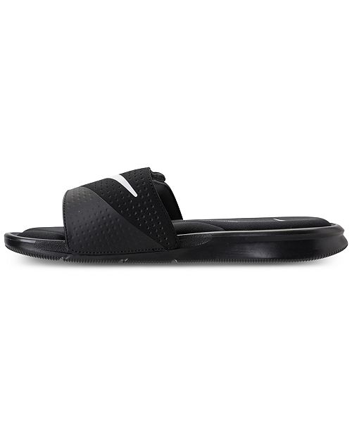 Nike Men S Ultra Comfort Slide Sandals From Finish Line