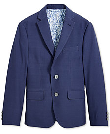 Lauren Ralph Lauren Seersucker Suit Jacket, Big Boys