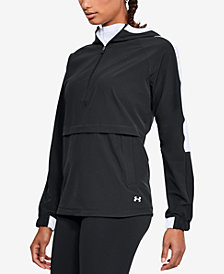 Under Armour Storm Half-Zip Hooded Jacket