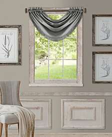 "Elrene Versailles 52"" x 36"" Room Darkening Window Valance"