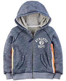 Carter's Graphic-Print Cotton Hoodie, Toddler Boys