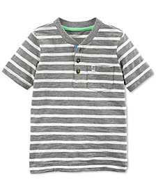 Carter's Striped Cotton Henley, Little Boys