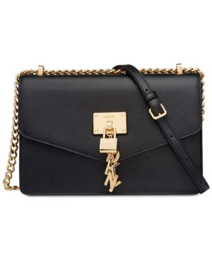 ELISSA CHAIN STRAP SHOULDER BAG, CREATED FOR MACY'S