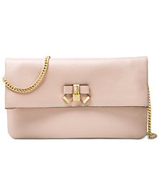 MICHAEL Michael Kors Everly Medium Fold-Over Clutch