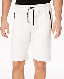Ring of Fire Men's Heathered Knit Shorts