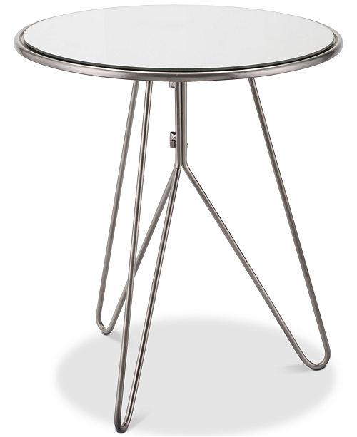 Zuo Neveen End Table, Quick Ship