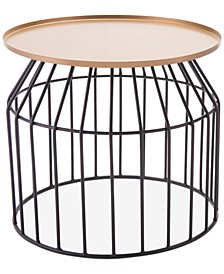 Urben Large End Table, Quick Ship
