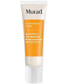 Murad Environmental Shield Essential-C Day Moisture Broad Spectrum SPF 30 | PA+++, 1.7-oz.