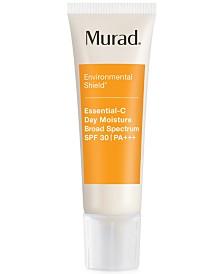 Murad Environmental Shield Essential-C Day Moisture Broad Spectrum SPF 30 | PA+++, 1.7-oz.