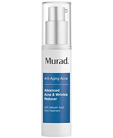 Murad Anti-Aging Acne Advanced Acne & Wrinkle Reducer, 1-oz.