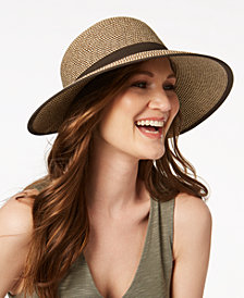 Nine West Packable Brimless Floppy Hat